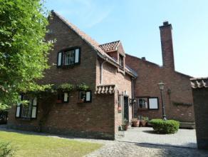DRONGEN  Baarle Baarleboslaan Riante villa in landelijke stijl op 1.414 m² (+ bouwperceel van 869 m2)