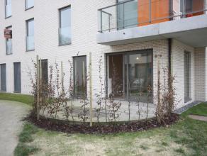 """Nieuwbouwappartement met ondergrondse staanplaats in begeerd project te Deinze Zeer mooi afgewerkt nieuwbouwappartement gelegen in residentie """"Pelikaa"""