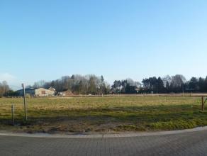 Perceel villa-bouwgrond in De Pinte! In de Berkenlaan bieden wij u dit perceel bouwgrond aan, 749 m² groot en geschikt voor een open bebouwing. H