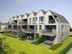 Nieuwbouw 1-slaapkamerappartement op gelijkvloers! Woonproject Begoniapark zal een mix van woningen en appartementen aanbieden, in verschillende stijl