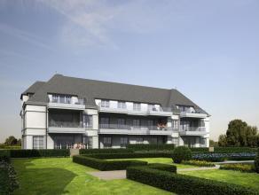 """Nieuwbouwappartement in charmante residentie! In project Begoniapark zal """"residentie Triphon"""" u zeker kunnen bekoren. In deze residentie vindt u 12 be"""