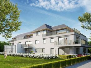 Exclusieve villa-appartementen in De Pinte Deze nieuwbouw appartementen met 3 slaapkamers in Residentie 'Begoniapark'. Naast de toplocatie, beschikken