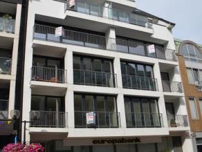 Nieuwbouw ruim duplex-appartement in het centrum van Deinze met veel terrassen! Nieuwbouw duplex appartement in het centrum van Deinze (4e & 5e ve