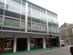 Ruim appartement ( 91 m²) nabij het centrum van Waregem. Bestaat uit inkom, leefruimte, keuken (met o.a. vaatwas) met berging, badkamer met ligba