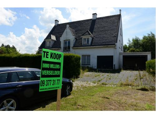 Huis te koop in maldegem ewbot immo willems for Willems verselder