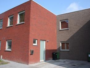Deze energiezuinige nieuwbouwwoning maakt deel uit van woonerf 'Viermeersen' in Wondelgem. Uitstekende ligging in het centrum op wandelafstand van ope