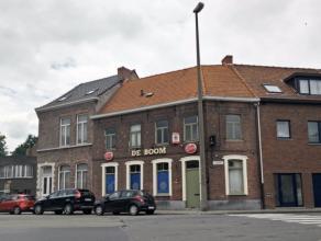 Café op toplocatie in het centrum van Zelzate. Veel parkeergelegenheid voor de zaak. Boven het café is er ook een 2 slaapkamer apparteme