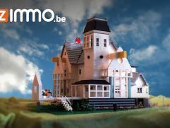Zimmo.be célèbre l'arrivée de son nouveau site internet avec un concours! Envoyez-nous le nombre de chambres dont est compos&eacu