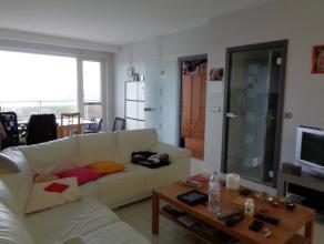 Zeer verzorgd appartement met 3 slaapkamers en terras op 7de verdieping met panoramisch zicht op Wilrijk. Indeling : Inkomhall met vestiaire kasten, l
