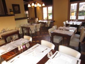 Over te nemen : Mooie en gezellige brasserie / restaurant met feestzaal te Nijlen . Zaak beschikt nog over heel wat mogelijkheden ! Zij bestaat uit ee