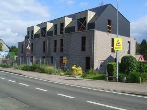Nieuwbouw appartement met 2 slaapkamers en tuintje  in woonerf Hopveld op de hoek van de L. Carréstraat en Hopvelden te 2220 Hallaar (Heist-op-