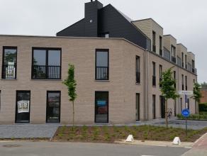 Ruim nieuwbouw appartement van 101m² met 3 slaapkamers en zuid gericht terras van 7m² in woonerf Hopveld op de hoek van de L. Carrést