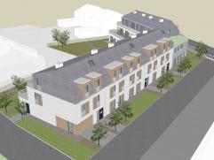 Ruim nieuwbouw appartement van 85m² met 2 slaapkamers en zeer ruim zuid gericht terras van 23m² in woonerf Hopveld op de hoek van de L. Carr