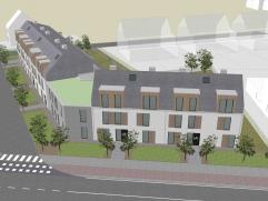 Gelijkvloers nieuwbouw appartement van 86m² met 2 slaapkamers, zuid gericht terras van 13m² en tuin van 33m² in woonerf Hopveld op de h