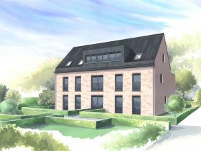 In het nieuwbouwproject Reepkes-Kapel in oprichting aan de Blauwesteenstraat en Mechelsesteenweg.Overdekte car-port, toegankelijk via Mechelsesteenweg