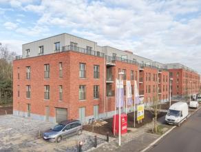 Nieuwbouwappartement met 1 slaapkamer