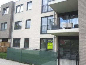 Trendy gelijkvloersappartement op mooie en rustige locatie, met 2 slks, garageplaats en fietsenstalling