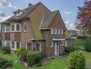 We treffen deze woning in de wijk 'Elsdonck', grenzend aan de wijk 'Molenveld'. Beide wijken hebben als typische eigenschappen: groen, rust, vele spee