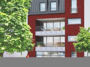 Dit nieuwbouw appartement is schitterend gelegen met vanuit de leefruimte zicht op het Frans Van Hombeeckplein.Het appartement is bereikbaar via de tr