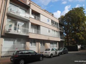 Luxueus en zeer ruim duplexappartement, centraal gelegen in een rustig straatje vlakbij de Lippenslaan en toch in het groen. Samenstelling: inkom, toi