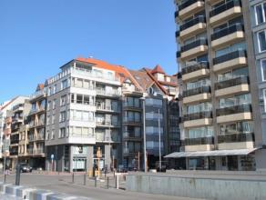 Recent ongemeubeld appartement met 2 slaapkamers op een boogscheut van het centrum van Knokke en met een prachtig zicht op het Rubensplein. Samenstell