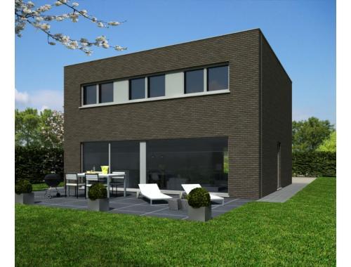 Huis te koop in harelbeke e41sj your home for Moderne huis foto