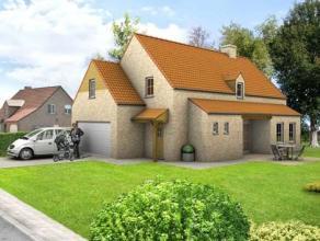 Nieuw te bouwen centraal gelegen alleenstaande woning nabij het centrum van Merendree. Type woning en indeling vrij te kiezen. Energiezuinig! Luxueus
