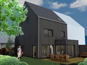 Nieuw te bouwen centraal gelegen halfopen woning nabij het centrum van Oudenaarde. Type woning en indeling vrij te kiezen. Energiezuinig! Luxueus afge