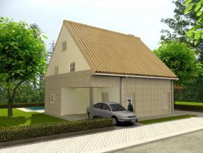 Nieuw te bouwen centraal gelegen alleenstaande woning nabij het centrum van Zingem. Type woning en indeling vrij te kiezen. Energiezuinig! Luxueus afg