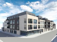 Zeer ruim hoekappartement op eerste verdieping met 3 slaapkamers en 2 terrassen