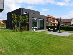Recente, rustig gelegen moderne villa met 3 slaapkamers op een perceel van 866m². Prachtige energiezuinige woning met veel lichtinval!  Centrale