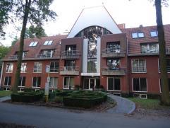 Appartement op de eerste verdieping, achteraan het gebouw gelegen. Rust, stilte en natuur zijn de grote troeven van dit appartement. Ruime inkomhal, a