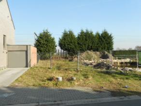 Perceel bouwgrond ca 311 m² voor HOB gelegen in een DOODLOPEND straatje in de wijk Heikant. Het perceel heeft een straatbreedte van 10m, de wonin