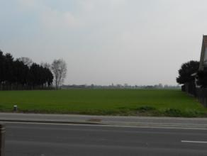 Perceel bouwgrond van 1.039m² voor HOB, met een straatbreedte van 9,62m. Achteraan heeft U een vrij zicht over weilanden in agrarisch gebied, tev