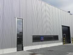 Nieuwbouw KMO - project bestaande uit 10 units , gelegen op de hoek van de Beersebaan en de Schoorstraat en op 500 m van de E 34 (afrit 22 Gierle - Be