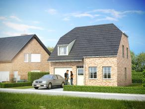 Nieuw te bouwen en alleenstaande woning met landelijk verzicht net buiten de dorpskern van Lichtervelde.<br /> <br /> Deze woning wordt gebouwd volg