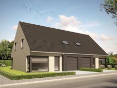 Wie op zoek is naar een zeer centraal gelegen nieuwbouw woning midden in het groen zal zich thuis voelen in de Peperstraat.  Hier worden 4 nieuwe ha