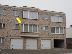 Zeer verzorgd en instapklaar appartement met 2 slaapkamers op de 1Â verd. van een klein gebouw, gelegen in een doodlopende, rustige straat nabij