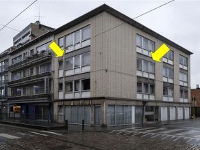 Appartement op de 2Â verdieping van een klein gebouw zonder lift, centraal gelegen te Deurne-Zuid vlakbij winkels, scholen en openbaar vervoer.