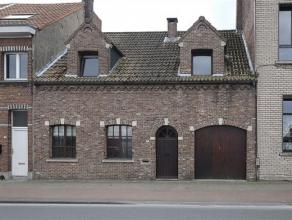 Eengezinswoning in hoevestijl, gelegen te Deurne-zuid vlakbij het Boekenbergpark. De woning omvat op het gelijkvloers: een inkomhal, een gastentoilet,