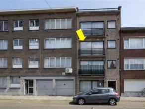 Gerenoveerd en instapklaar appartement met 2 slaapkamers, gelegen op de 2e verd. van een klein gebouw zonder lift nabij het Arena plein. het apparteme