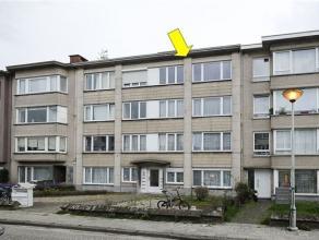 Appartement op de 3e en hoogste verdieping van een gebouw met lift, gelegen in een doodlopende straat nabij het Bisschoppenhofpark en de Bisschoppenho
