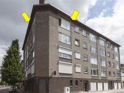 Hoekappartement met 3 slaapkamers, centraal gelegen te Deurne-Zuid op de 4Â (en hoogste) verdieping van een gebouw met lift. Het appt. omvat een