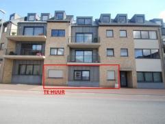 Volledig afgewerkt appartement te Heusden-Zolder. Dit mooie instapklare, energiezuinig appartement bevindt zich op het gelijkvloers en beschikt over 3