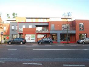 Exclusief appartement te huur in het centrum van Heusden, voorzien van alle comfort. Vanuit de ondergrondse, afgesloten garage is er een rechtstreekse