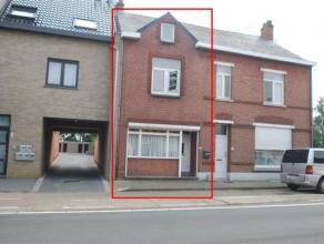 Gezellig huisje in het centrum van Heusden. Deze woning is ideaal voor starters en voor iedereen die op zoek is naar een energiezuinige woning (nieuwe