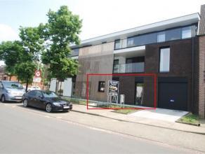 Appartement - 700 - HEUSDEN-ZOLDER - NIEUW BIJ CENTURY21 ANIMO!!!Schitterend gelijkvloers appartement midden in het centrum van Heusden gelegen en met