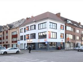 Op de grens van Merelbeke en Gentbrugge bevindt zich dit zéér ruim (128m²) 2 slk appartement vlak aan het station van Merelbeke en