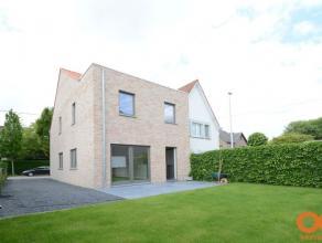 Deze woning zal volledig afgewerkt worden met zeer goede materialen en volgens de huidige isolatie normen. EPB attest in opmaak na plaatsen centrale v