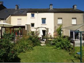 Frassem, bonne maison d'habitation composée d'un beau séjour ouvert sur la cuisine et bénéficiant d'un poêle &agrave